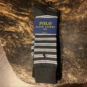 Men's polo Ralph Lauren socks (3 pack)
